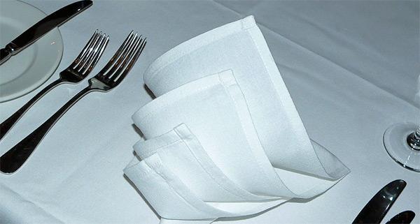 Mariage et art de la table comment disposer les couverts for Position des couverts a table