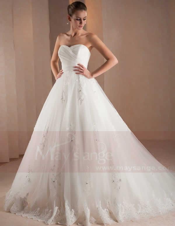 robe de mariée petit prix