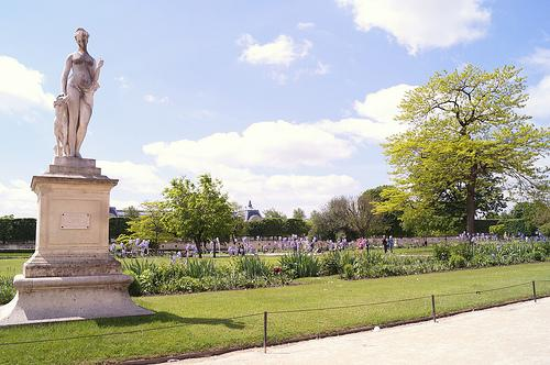 photos mariage jardin des tuileries