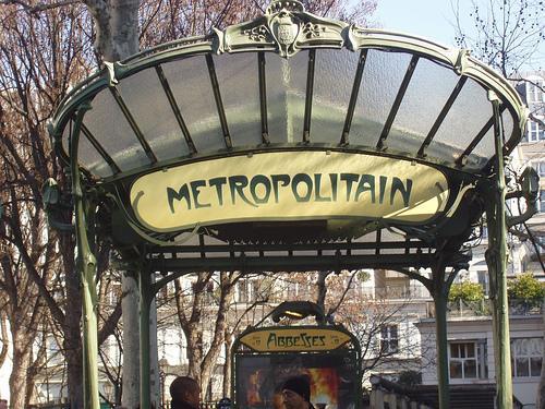 photos mariage paris metropolitain