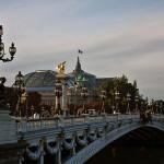 photos mariage paris pont alexandre III
