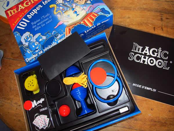 jeu magic school