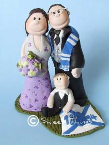 thème mariage football